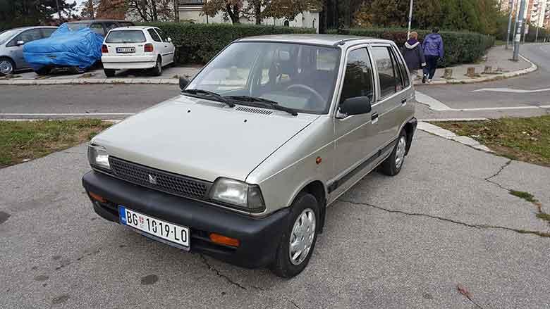 Suzuki Maruti 1988-2007