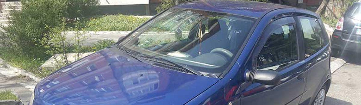 Fiat Punto Hatchback 1999-2002