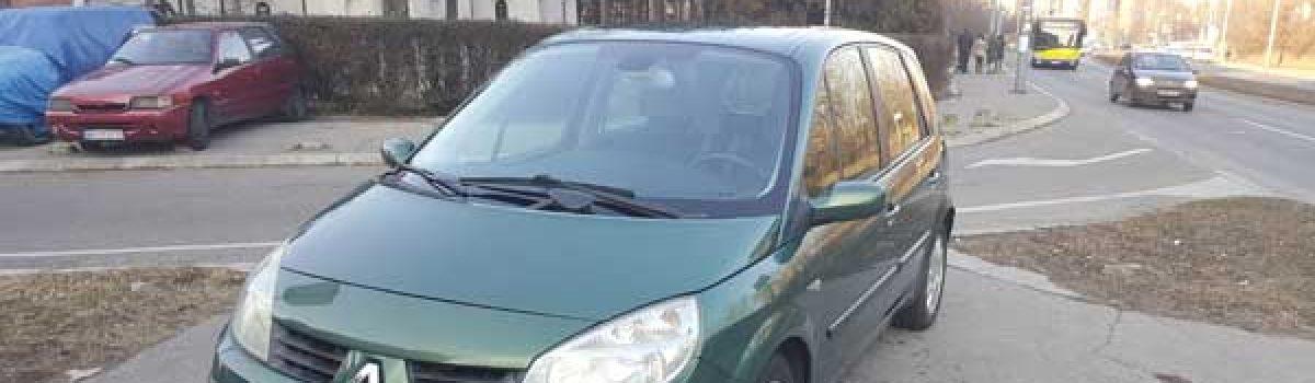 Renault Scenic 1.9dci MiniVan 2003-2009