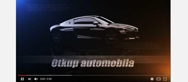 youtube otkup automobil