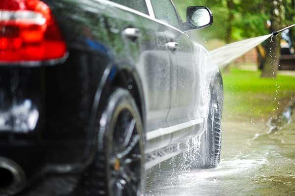 pranje automobila pre prodaje