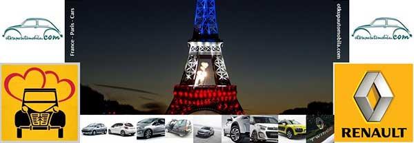 auto placevi francuska