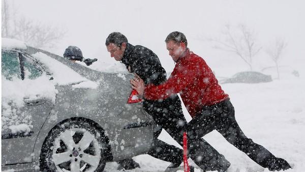 voznja automobila zimi