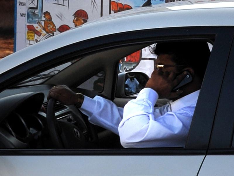 kazne za telefoniranje tokom voznje automobila