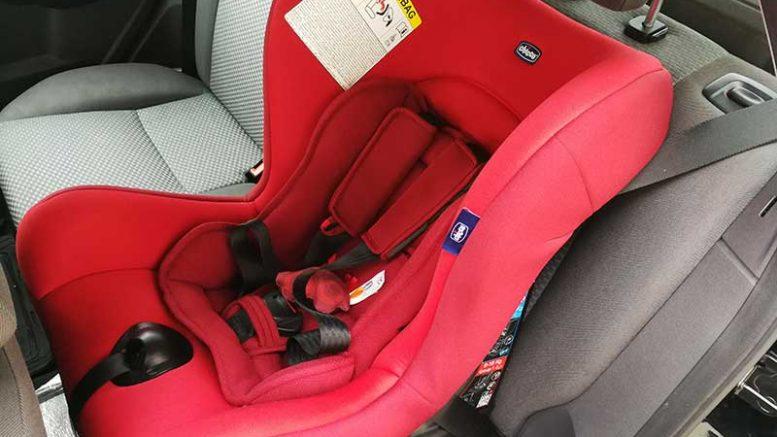 Auto sedista za bebe i decu