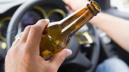kazneni poeni za alkohol voznju automobila